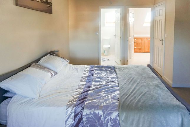 Master Bedroom of Milburn Drive, Northampton NN5