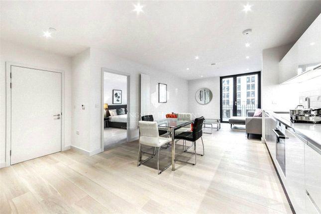 Thumbnail Flat to rent in Masthead House, 14 Rope Terrace, Royal Wharf, London