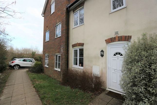Thumbnail Terraced house to rent in Nightingale Close, Polegate, East Sussex