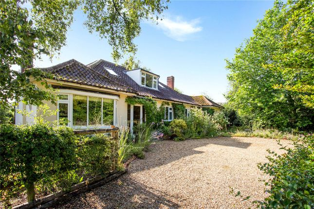 Thumbnail Detached bungalow for sale in Mile Elm, Calne, Wiltshire