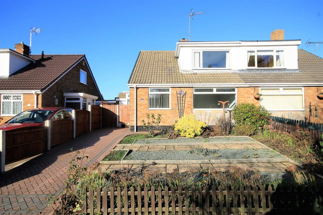 Thumbnail Bungalow to rent in Walkers Close, Forest Town, Mansfield