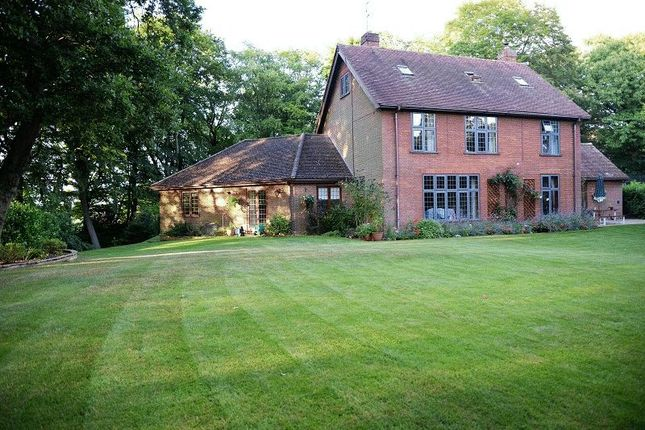 Thumbnail Detached house for sale in Folgate Lane, Old Costessey, Norwich