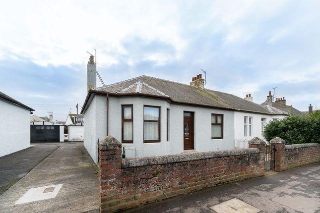 Thumbnail Semi-detached bungalow for sale in 12 Alexandra Avenue, Prestwick