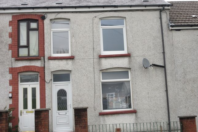 3 bed terraced house for sale in Cross Street, Gilfach CF81