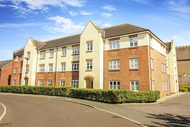 Thumbnail 2 bed flat for sale in Dukesfield, Shiremoor, Tyne And Wear