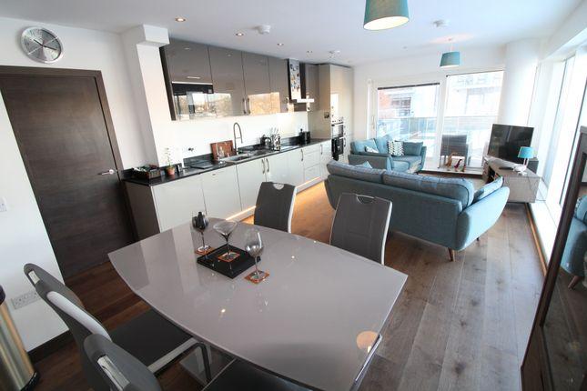 Thumbnail Flat for sale in Kitson House, Fletton Quays