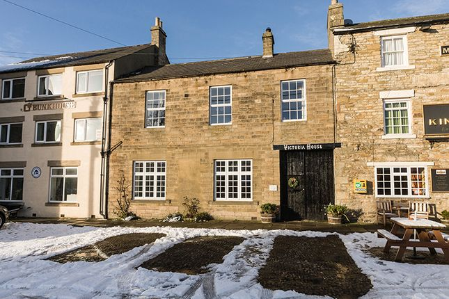 Thumbnail Terraced house for sale in Victoria House, Market Place, Allendale, Northumberland
