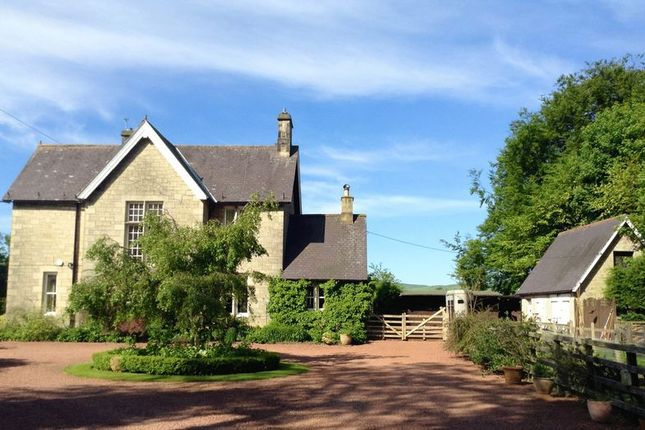 Thumbnail Country house for sale in Powburn, Alnwick