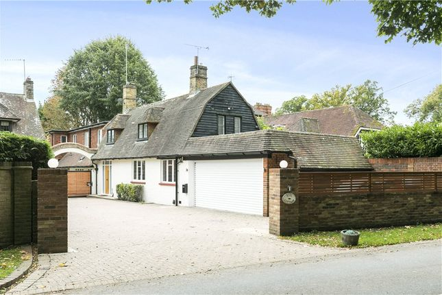 Thumbnail Detached house for sale in Hook Heath Road, Hook Heath, Woking, Surrey