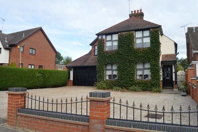 Thumbnail Detached house for sale in Hanging Hill Lane, Hutton, Brentwood
