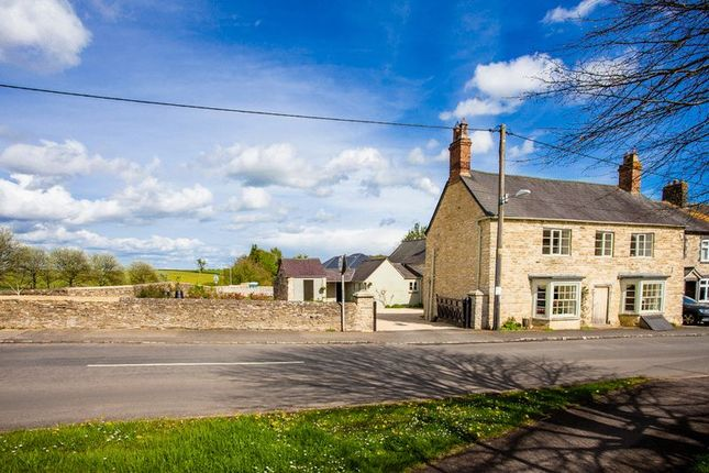 Thumbnail Detached house for sale in Main Street, Westbury, Brackley