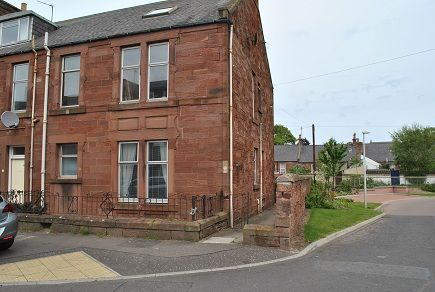 Thumbnail Flat to rent in 44 Culloden Road, Arbroath