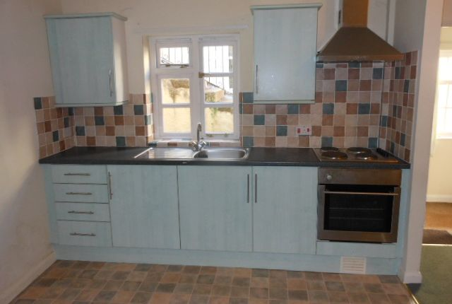 Thumbnail Flat to rent in Union Terrace, Crediton
