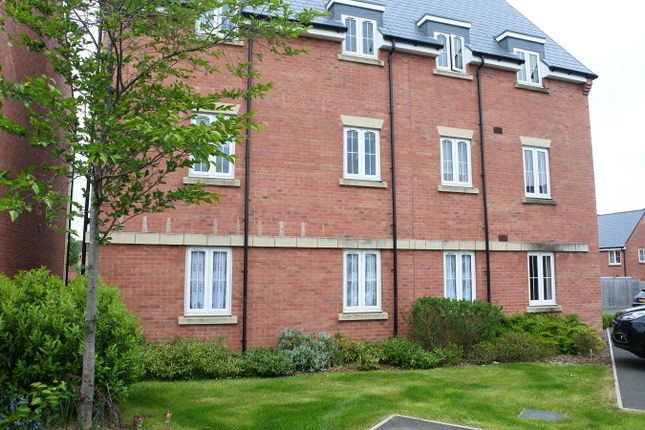 Thumbnail Flat for sale in Salisbury Walk, Magor, Caldicot