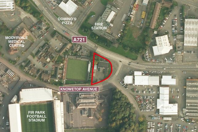 Thumbnail Land for sale in Windmillhill Street, Motherwell