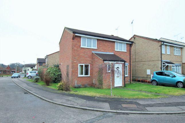 Thumbnail Detached house for sale in Siskin Close, Longridge, Colchester, Essex
