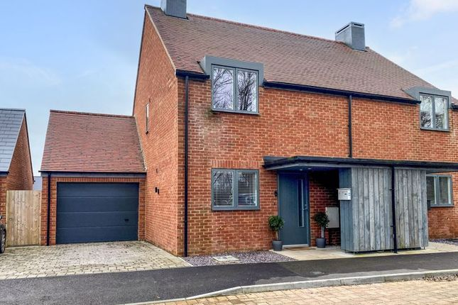 2 bed semi-detached house for sale in Pegasus Close, Chilton, Didcot OX11