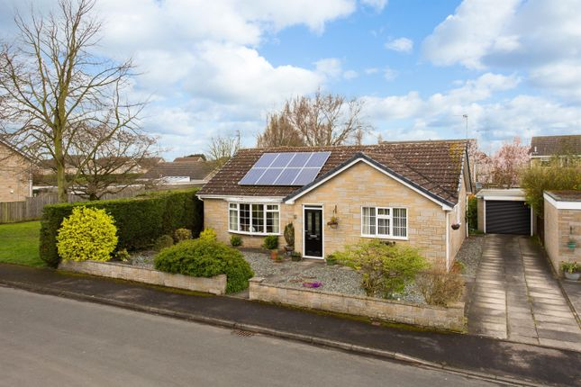 Thumbnail Detached bungalow for sale in Swarthdale, Haxby, York