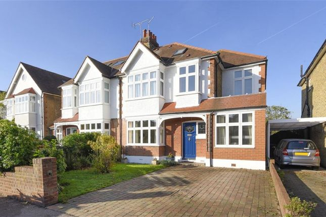 Thumbnail Semi-detached house for sale in Latchmere Road, Kingston Upon Thames