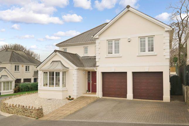 5 bed detached house for sale in Gentian Close, Marldon, Paignton, Devon