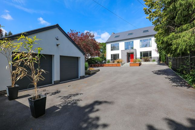 Thumbnail Detached house for sale in Abbeydale Road South, Totley Rise, Sheffield