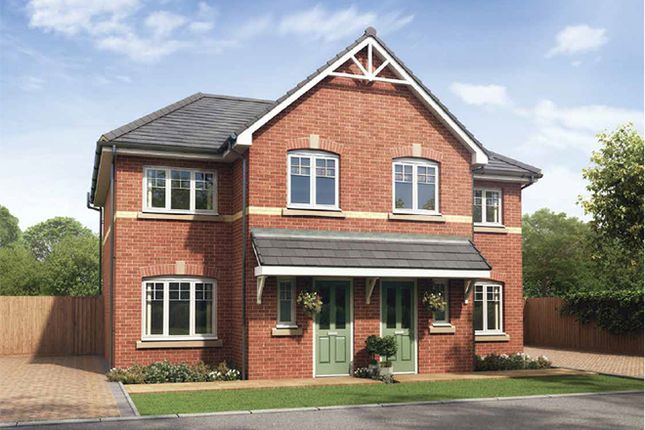 Thumbnail Semi-detached house for sale in Moorfield Park, Poulton-Le-Fylde, Lancashire