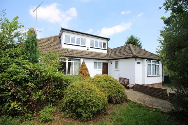 Thumbnail Detached bungalow for sale in Daws Hill, Sewardstonebury, London