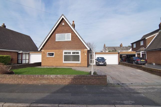 Thumbnail Detached bungalow for sale in Westfield Drive, Warton, Preston