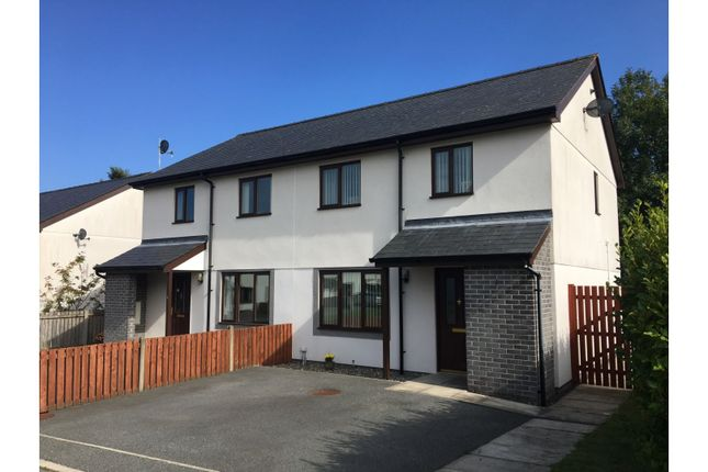 Thumbnail Semi-detached house for sale in Bro Aber, Abersoch