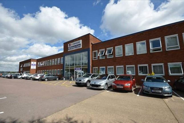 Serviced office to let in Kingsfield Close, Kings Heath Industrial Estate, Northampton