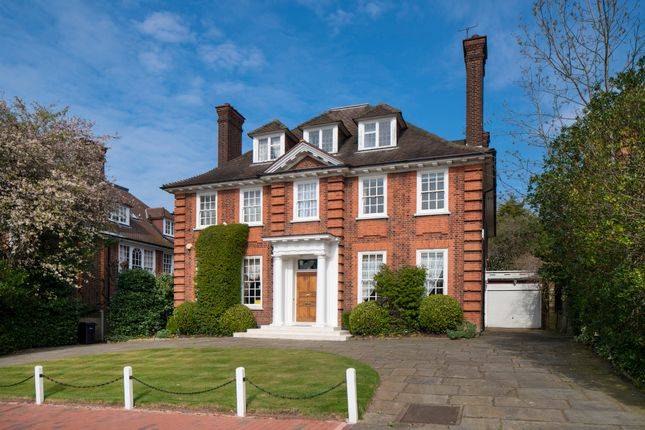 Thumbnail Detached house for sale in Greenaway Gardens, Hampstead