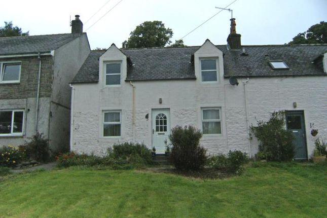 Thumbnail End terrace house to rent in Laneside Cottage, Boreland, Lockerbie