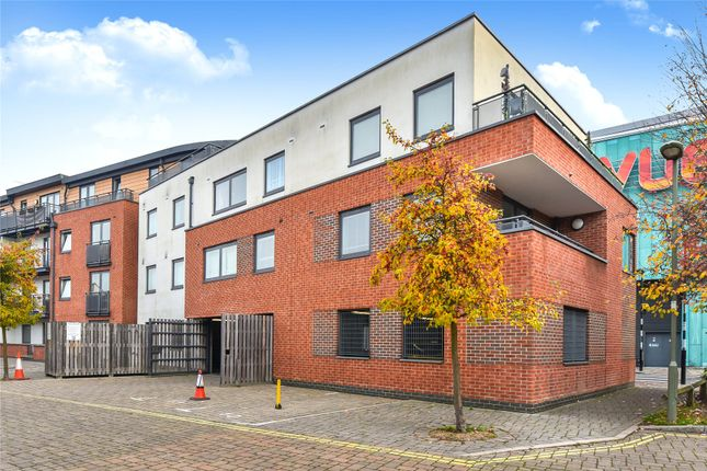 Thumbnail Flat for sale in Centro, Southern Road, Camberley, Surrey