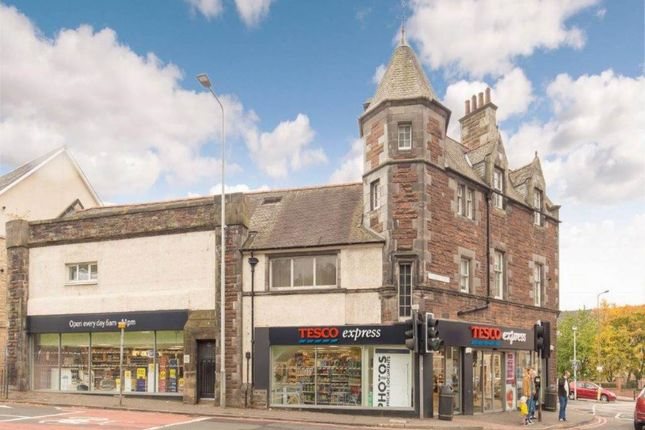 Thumbnail Flat to rent in Roseburn Terrace, Roseburn, Edinburgh