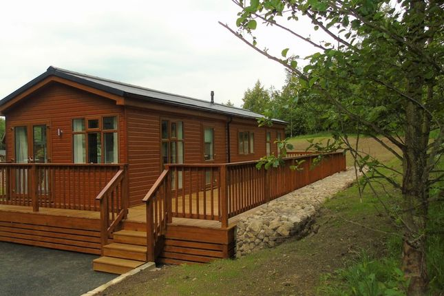 2 bed mobile/park home for sale in Potto, Northallerton