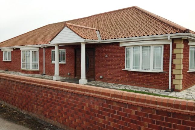 Thumbnail Detached bungalow for sale in Kenwood, Withernsea