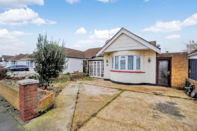 Thumbnail Semi-detached house for sale in Oaken Grange Drive, Southend-On-Sea