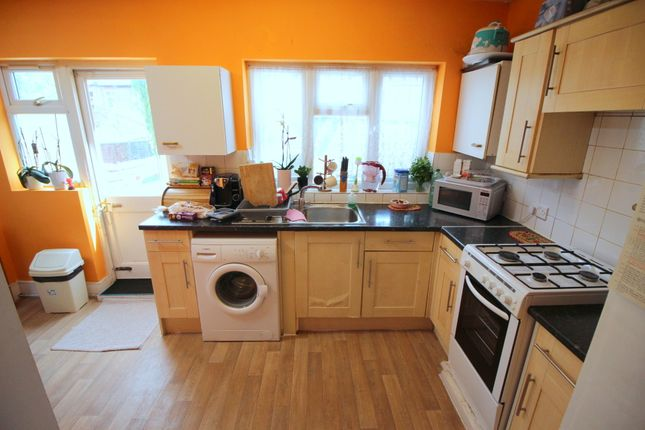 Thumbnail Terraced house to rent in Dersingham Avenue, London E12, Manor Park,