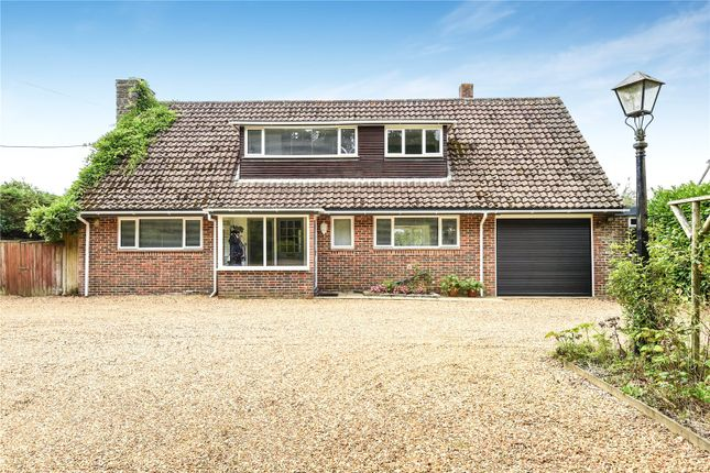 Thumbnail Detached house for sale in Belbins, Romsey, Hampshire