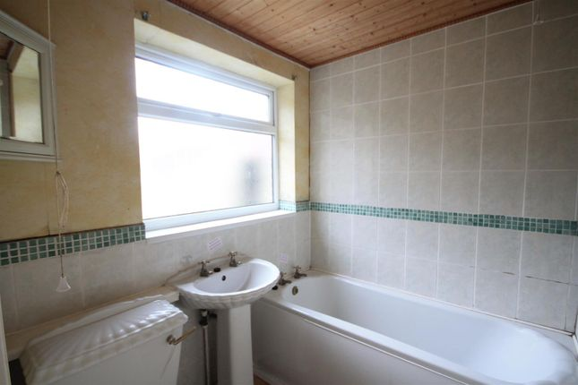 Bathroom of East View Terrace, Shildon DL4
