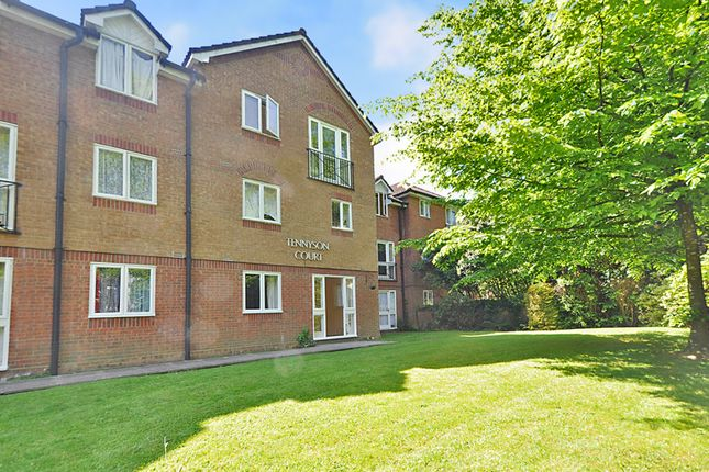 Thumbnail Flat for sale in Tennyson Court, Winn Road, Southampton