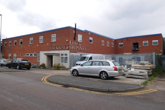 Thumbnail Light industrial for sale in 2-4, Fleming Road, Hinckley