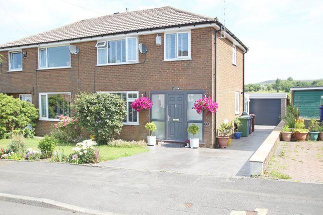 Thumbnail Semi-detached house for sale in Chatterton Drive, Baxenden, Accrington