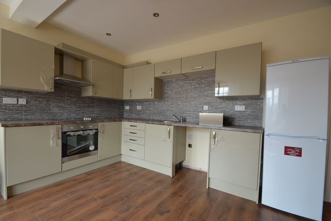 Thumbnail Flat to rent in Victoria Avenue, London Road, Leicester