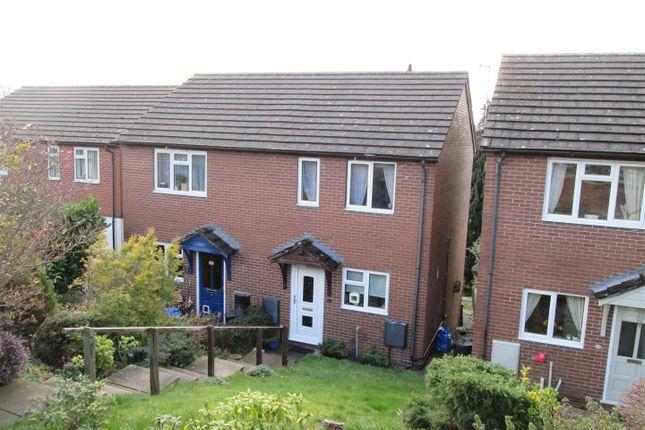 Thumbnail Semi-detached house for sale in Ravenscourt Walk, Shrewsbury