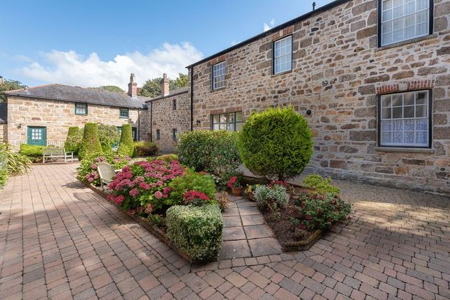 Communal Gardens of The Grange, Rectory Road, Camborne TR14