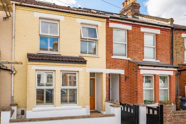 Thumbnail Terraced house for sale in Framfield Road, London