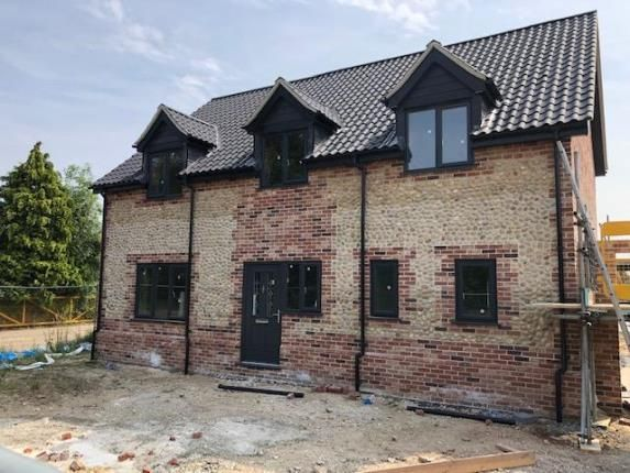 Thumbnail Detached house for sale in Church Road, Griston, Thetford