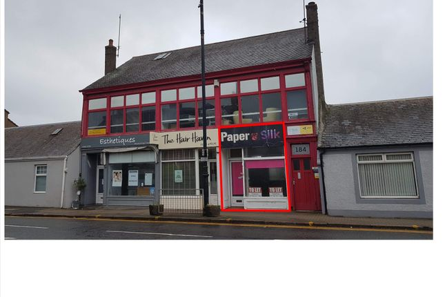 Thumbnail Retail premises to let in Main Street, Prestwick