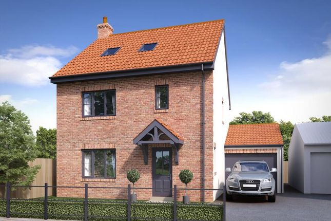 Thumbnail Detached house for sale in 4 Castle Gardens, Hutton Conyers, Ripon, North Yorkshire